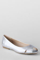 Women's Blythe Open Toe Ballet Shoes