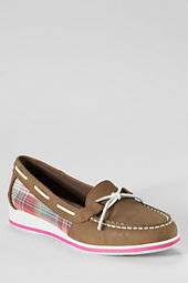 Women's Sport Wedge Boat Shoes