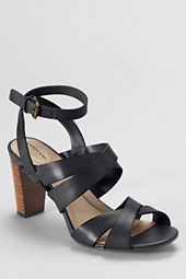 Women's Alicia High Heel Ankle Strap Dress Shoes