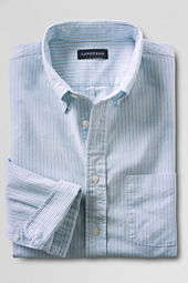 Men's Tailored Fit Sail Rigger Oxford Shirt