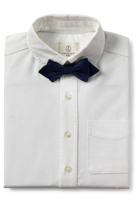 School Uniform Boys Bow Tie