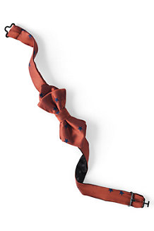 Boys' Patterned Bow Tie