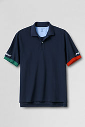 Men's Starboard Colorblock Polo Shirt