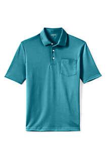 Men's Short Sleeve Super Soft Supima Polo Shirt with Pocket