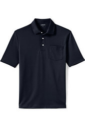 bc270d188b Men's Supima Polo Shirt, Traditional Fit | Lands' End