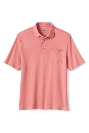 online retailer 6178f fb14a Supima® Kurzarm-Polo mit Brusttasche für Herren, Classic F ...