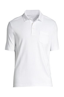 Men's Supima® Polo with pocket