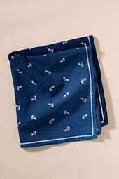 Women's Anchor Handkerchief