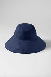 Women's Solid Sun Hat