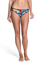 Women's Seaside Resort Daisy Reversible Bikini Bottom
