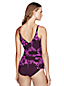 Shape & Enhance Tankini-Top Floral für Damen