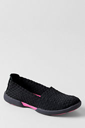 Women's Casual Woven Slip-on Shoes