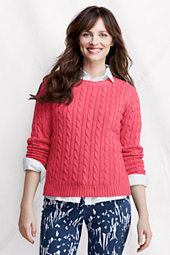 Women's NEW Drifter Cable Crewneck