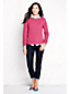 Women's Regular NEW Cotton Drifter Cable Crew Neck Jumper