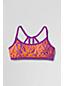 AquaTerra Bikini-Top Tropical mit gedrehten Trägern