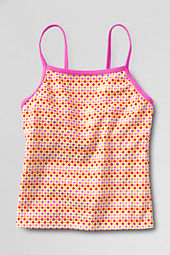 Girls' Smart Swim Tankini Top
