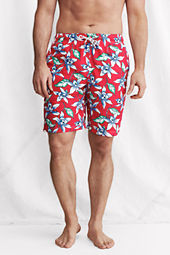 "Men's 9"" Print Volley Swim Shorts"