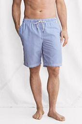 "Men's 9"" Seersucker Volley Swim Shorts"