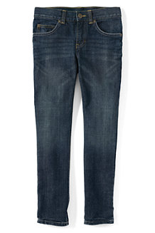 Boys' Slim Fit Iron Knee Jeans