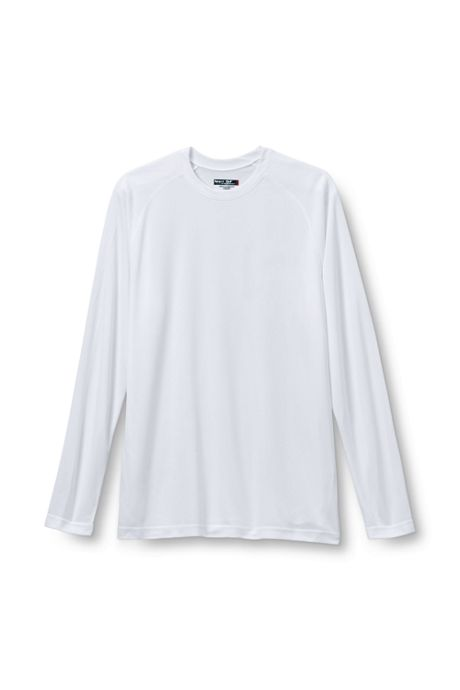 Men's Regular Sport Tek Long Sleeve Dry Zone Raglan Tee