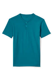 Men's Short Sleeve Super-T Henley