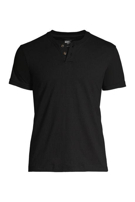 Men's Short Sleeve Super-T Henley