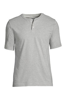 Men's Short Sleeve Super-T™ Henley