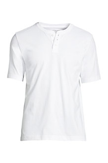 Men's Short Sleeve Super-T™ Henley