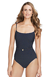 Women's Shape & Enhance Scoop One Piece Swimsuit
