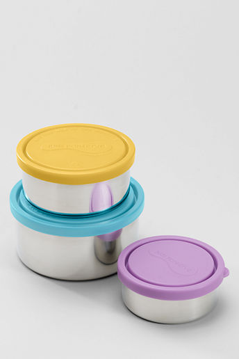 Kids' Konserve Food Container Set - Sky,