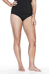 Women's Plus Size Slender Tech Ultra High Waist Swim Bottom