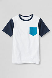 Boys' Short Sleeve Colorblock Super T-shirt