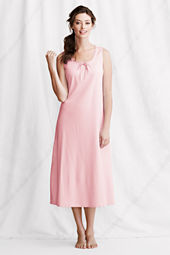 Women's Sleeveless Midcalf Gown