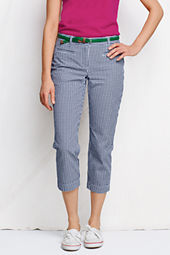 Women's Fit 2 Seersucker Crop Pants