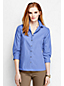 Women's Regular Plain Three-quarter sleeve Supima Non-iron Shirt