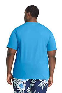 Men's Big and Tall Super-T Short Sleeve T-Shirt, Back