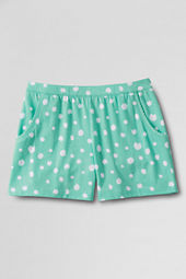 Girls' Pattern Knit Shorts