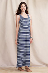 Women's French Terry Maxi Dress