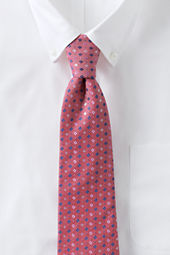 Men's Oxford Neat Necktie
