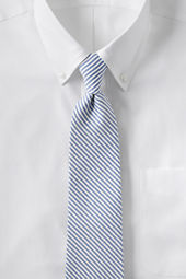 Men's Oxford Stripe Necktie