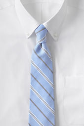 Men's Oxford Tonal Stripe Necktie