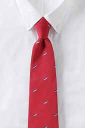Men's Silk Marlin Necktie