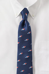 Men's Silk Rocket Popsicle Necktie