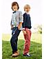 Popelin-Hemd für kleine Jungen