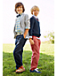 Little Boys' Poplin Long Sleeve Shirt