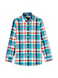 Toddler Boys' Poplin Long Sleeve Shirt
