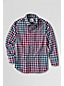 Little Boys' Poplin Long Sleeve Shirt