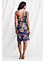 Women's Regular Stretch Pique Empire Sundress