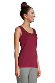 Women's Tall Cotton Tank Top, alternative image