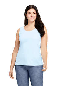 Women s Plus Size Cotton Tank Top